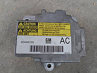 Opel vectra b 90464705 Airbag блок модуль Astra