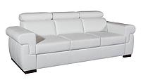 """Трехместный кожаный диван """"Everest"""" (227 см)"""
