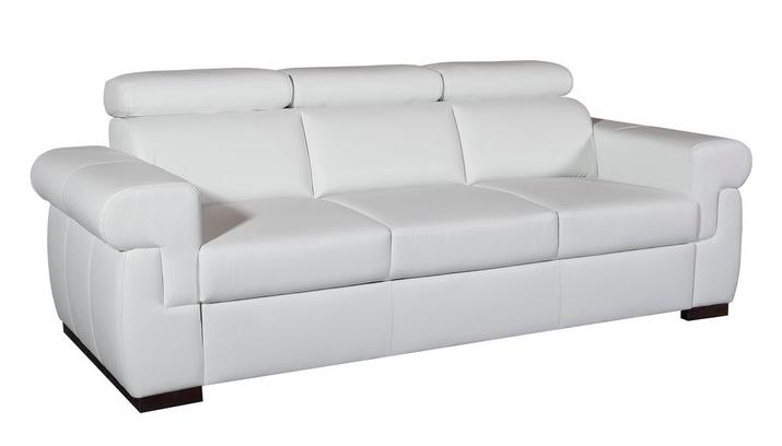 """Тримісний шкіряний диван """"Everest"""" (227 см), фото 2"""