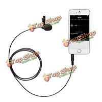 BOYA BY-LM10 всенаправленный петличный микрофон для iPhone 6 5 4S Sumsang галактика 4'4 Л.Г. G3 HTC, фото 1