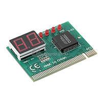 PCI POST- ПК карта анализатор неисправностей тест