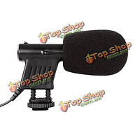 BOYA BY-VM01 мини-микрофон направленного видео конденсатор для Canon Nikon видеокамера DSLR