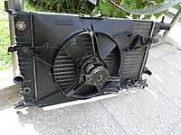 Opel vectra b вектра диффузор вентилятор