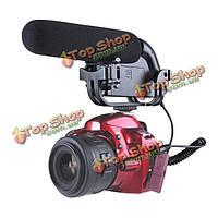 BOYA BY-VM190P стерео видео DSLR камера микрофон DV аудио рекордер дробовика