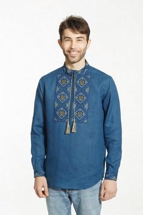 Рубашка-вышиванка Petro Soroka модель МТ 2091-09 С