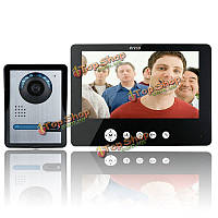 Enniosy 905fa11 9-дюймов видео домофон дверной звонок Интерком комплект с IR камера ночного видения и монитор
