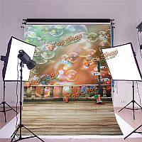 1.5x2.1m фото студия пузырь зерна фантазии фотографии фоном фон