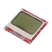 Дисплей LCD Nokia 5110 для Arduino
