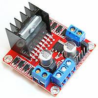 Arduino L298N Драйвер шагового двигателя