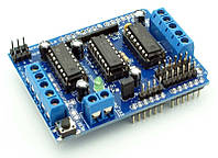 Motor Shield L293D драйвер для Arduino