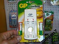 Зарядное устройство GP+2 аккумулятора АА 2500 мАч