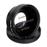 49мм 0.45x широкоугольный объектив камеры с макро-объектив для Sony Alpha NEX-3 NEX-5 NEX-5N