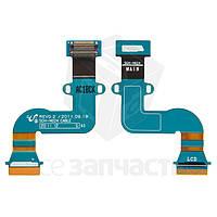 Шлейф для планшетов Samsung P3100 Galaxy Tab2 , P3110 Galaxy Tab2 , дисплея, с компонентами