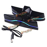 LED Двойной зарядное устройство устройство док-станция для PlayStation 4 PS4 PlayStation 4 контроллера