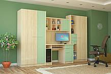 Стенка для детской комнаты «Денди»
