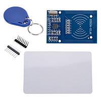 RFID ридер arduino RC522 + карта и брелок Arduino