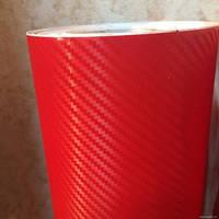 3D карбон Красный. TR1, фото 1