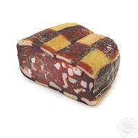 Шинка Домино Закарпатские колбаски вес палки 300г-400 гамм 55-75 грн