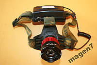 Налобный фонарик Police BL-2188B-T6 50000W Акция!