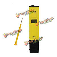 Конд-2013 портативная ручка цифровой АТЦ монитор метр чистота качества метр тестер воды ес