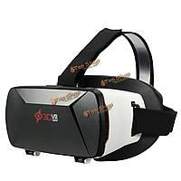 Памятка 3d уг реальность очки картонная коробка фильм виртуальная игра для 3.5 до 5.6 дюйма телефона