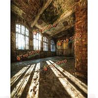 1.5x2.1m 5x7ft ретро стены руины крытый винил студия фотографии фон реквизита фон