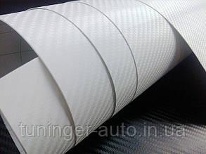 3D карбон Белый. TR1