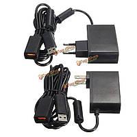 2.3 метра USB адаптер переменного тока кабель питания для Xbox 360 Kinect датчика ес/нас заткнуть