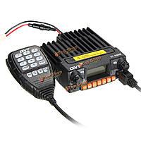 Qyt кт-8900r мини-приемопередатчик Трехдиапазонный мобильной радиосвязи 136-174/240-260/400-480МГц