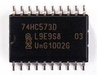 Микросхема 74HC573D 74HCT573 sop 20