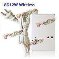 Kerui gd12w беспроводного типа газа совместно углекислого газа датчик детектора тревоги 433МГц