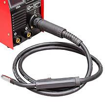 Полуавтомат сварочный инверторного типа комбинированный INTERTOOL DT-4325, фото 3