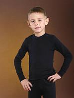Водолазка черная детский