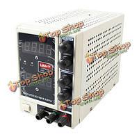 UNI-T UTp305d устанавливаемое постоянного тока Стабилизированный импульсный источник питания