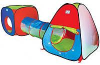 Детская палатка с тоннелем A999-148