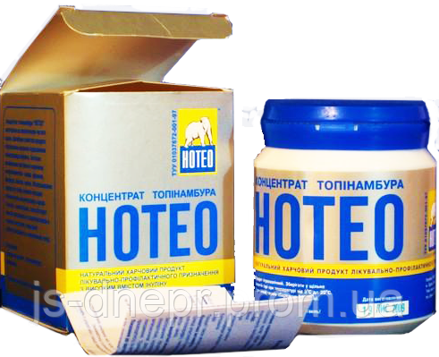 Концентрат топинамбура НОТЕО - ООО «Джей Эс Украина» в Днепре