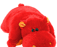 Подушка-игрушка Бегемот 55 см.