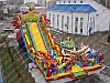 Мега Горыныч (надувной комплекс для детей)
