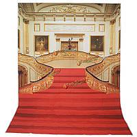 1.5x2.1m 5x7ft золотой дворец винил студия съемки фото фон