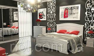 Спальні гарнітури з МДФ від торгової марки Німан