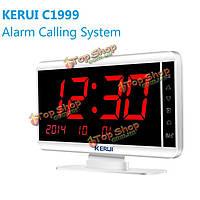 Kerui c1999 сенсорный экран беспроводной сигнализации вызова системы официанта системы обслуживания кофе ресторан