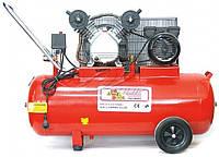 Компрессор 50л, 2,5HP, 1,8кВт, 220В, 8атм, 233 л/мин (PT-0011)