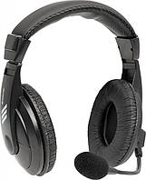 Наушники гарнитура DEFENDER HN-750 с микрофоном