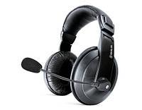Наушники гарнитура REAL-EL GD-750MV с микрофоном