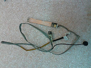 WEB-камера + микрофон + шлейф ноутбука ASUS K50С, фото 2