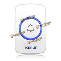 Kerui f51 433МГц беспроводной Сос кнопка аварийной сигнализации Кнопка дверного звонка для GSM ТфОП смарт-системы дома