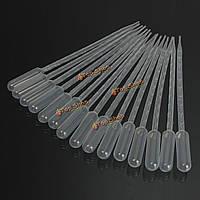 100шт PAP капельницы пластиковые одноразовые 10мл PAP соломы