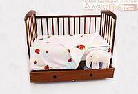 Homefort - Украина Постельное белье детское Homefort Розовое бязь голд