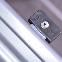 Стремянка алюминиевая 5 ступеней INTERTOOL LT-1005, фото 2