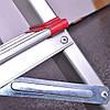 Стремянка алюминиевая 7 ступеней INTERTOOL LT-1007, фото 3